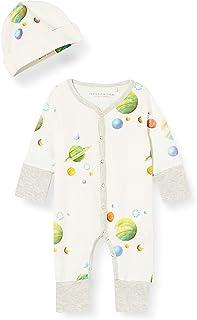 Scotch & Soda 防缩 Bebé-Niños 婴儿礼品套装 *棉婴儿和幼儿内衣套装