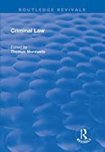 Criminal Law (English Edition)