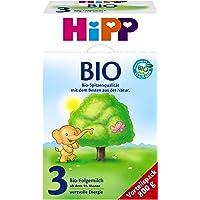 HiPP 喜宝 3段(适用于10月以上儿童) 幼儿奶粉,4罐装(4 x 800g)
