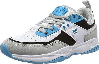 DC Shoes (DCSHI) 男士 E.tribeka-男童滑板鞋
