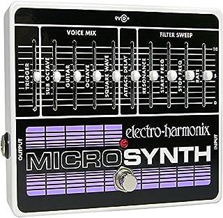electro-harmonix エレクトロハーモニクス エフェクター アナログシンセサイザー Micro Synthesizer 【国内正規品】