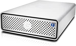 G-Technology G-DRIVE Thunderbolt 3 外置硬盘专业硬盘,7200RPM,2x Thunderbolt 3/1x USB-C0G05378 10TB