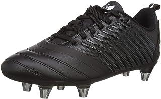 Canterbury 男童 Stampede 3.0 Plus 青少年软地面橄榄球靴