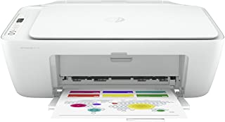 HP 惠普 DeskJet 2710 多功能打印机 打印机 扫描仪 复印机 WLAN Airprint 带 6 个样本墨水