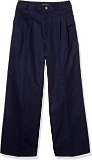 Ungrid 裤子 【Cl】褶皱阔腿裤 女士 112030759901