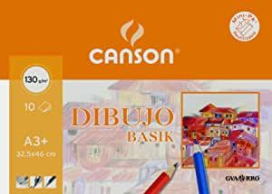 Canson 200400797 - 绘图纸,A3+