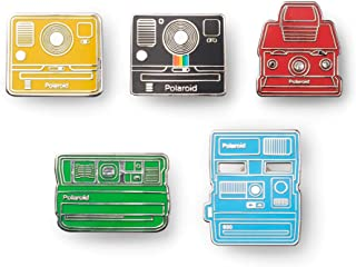 Polaroid Originals 4689 相机别针徽章套件 - 多色