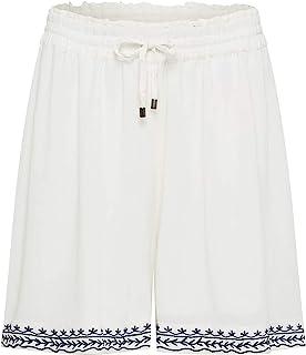 VERO MODA 女士 Vmhouston Emb N / W 短裤 Exp