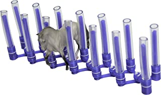 HorseRack - 型号 Ryer / Peter Stone 马架 StableMate / Chips Crystal Violet