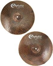 Bosphorus Cymbals A15HC 15 英寸古董系列帽子镲片一對