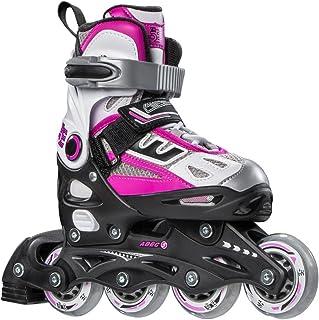 5th Element G2-100 可调节女孩休闲直排轮滑鞋
