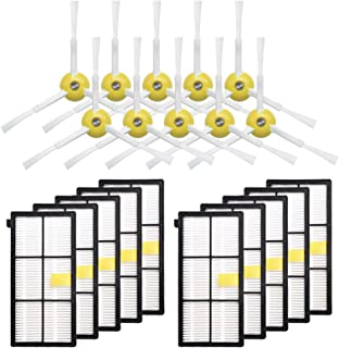 ETGLCOZY iRobot Roomba 800 900 系列替换配件套件 2+6+6