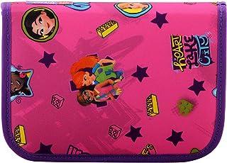 LEGO 乐高 乐高 袋子 乐高 乐高 乐高 乐高 乐高 乐高 朋友 主题 铅笔盒 20厘米 Pink (Good Vibes) Pink (Good Vibes)