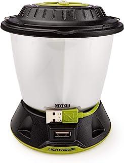 Goal Zero LIGHTHOUSE CORE LANTERN & USB POWER HUB USB充电式 紧凑 LED灯笼 XX1455 32009