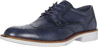 ECCO 爱步 Biarritz 男式布洛克鞋 牛津德比鞋
