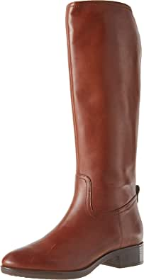 Geox 健乐士 女士 D Felicity A 及膝高筒靴
