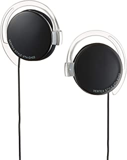 VERTEX 耳塞式耳机 黑色 VTH-EH02 BK