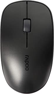 Rapoo 2.4 GHz draadloze 多模式 muis M200 静音 - Zwart