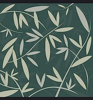 Plage GRÜNES 全景壁纸 250 竹,2.5 x 2.5 米