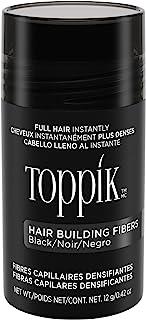 TOPPIK 顶丰发胶纤维 黑色 0.42 oz.