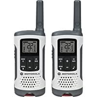Motorola T260 Talkabout Radio, 2 Pack 灰色 2组