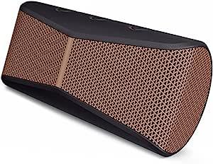 Logitech 罗技 X300 便携式 无线蓝牙立体声音箱 黑