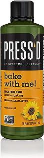 Spectrum Press 的烘焙葵花籽油-跟我一起烘烤!,6 计数