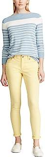 Chaps 女式优质弹力舒适修身九分裤