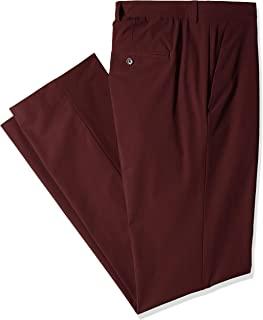 Perry Ellis 男式纯色科技长裤 大码