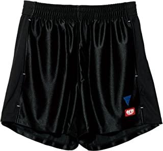 Victas ( ヴィクタス ) 乒乓球男女兼用比赛短裤 V - ngp031034522黑色 ( 0020)