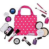 PixieCrush Pretend Play Makeup Kit. Designer Girls Beauty Ba…