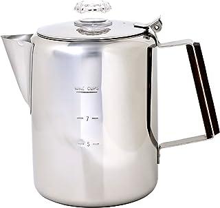 Chinook Timberline 9 杯不锈钢咖啡壶