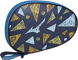 MIZUNO 美津浓 乒乓球 女式 球拍箱(1支装)83JD950182 82:*蓝×蓝色 83JD9501 82:藏青×蓝色