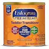 Mead Johnson 美赞臣 PREMIUM 幼儿过渡奶粉,9-18个月 - 粉状罐装, 20盎司/567g