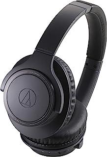 Audio-Technica 铁三角 ATH-SR30BT 无线耳机 - 黑色
