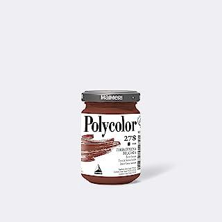 Maimeri m1220278 – 丙烯酸涂料(棕色、烧赭石色、玻璃罐、AP)
