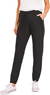 LaClef 女式孕妇法式毛圈布运动裤