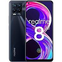 realme 8 Pro 无合同智能手机,108 MP Infinity 相机安卓手机,6.4 英寸 Super AMO…