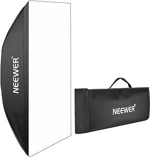 Neewer SB-BW6090 长方形便携式专业双层柔光布 柔光箱摄影柔光器材 60 * 90cm 保荣卡口 通用型