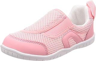 [IFME] 室内鞋 15厘米~21厘米 透气鞋底 一脚蹬型 SC-0007 儿童