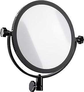 walimex pro 21244 柔软 LED 300 圆形双色黑色