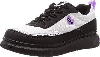 Achilles 运动鞋 Nico Pouch 学校 轻量 21~24.5厘米 2E 儿童 女孩 NPS 0140