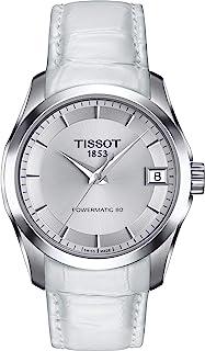 Tissot Couturier 女式 Powermatic 80 自动女式手表 T035.207.16.031.00