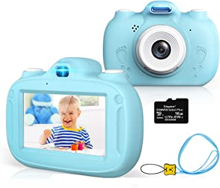 AMATAGE 儿童相机A5-kids camera-B  蓝色