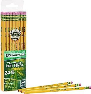 TICONDEROGA 铅笔,木盒