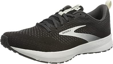 Brooks 男式 Revel 4 跑步鞋
