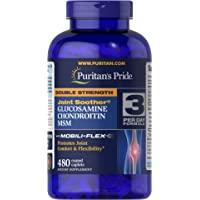 Puritan's Pride Double Strength Glucosamine, Chondroitin & M…