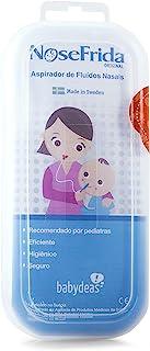 鼻涕流苏 【日本正品】 带滤芯的鼻涕吸引预防* 可整体清洗 卫生 婴儿用吸鼻器 主体