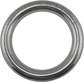 """不锈钢 316 圆形环焊接 1/2"""" x 3 3/16"""" (12mm x 80mm) 船用级"""