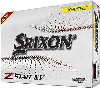 Srixon 球:Z-Star XV7 TYL (12)